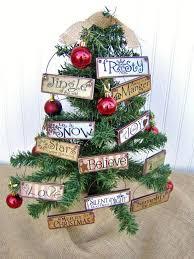 handmade paint stick ornaments