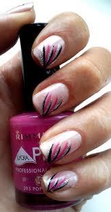 French Nail Art Designs 2014 Funky French Nail Art 2014 Nail Designs Pink Nails