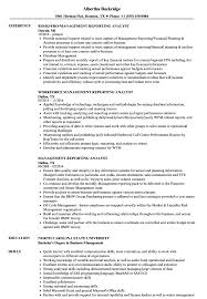Reporting Analyst Resume Sample Management Reporting Analyst Resume Samples Velvet Jobs 16