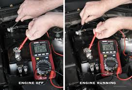 alternator, how it works, symptoms, testing, problems, replacement 2001 Camry Alternator Wiring Diagram checking the alternator output voltage 2001 camry alternator wiring diagram