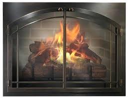 gas fireplace glass doors fireplace glass doors gas fireplace glass door cleaning