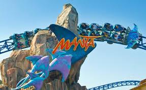 san diego amusement parks seaworld san diego ca seaworld san  seaworld manta roller coaster