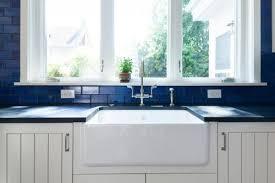 enameled cast iron farmhouse sink. Kitchen Sinks Cast Iron Vs Fireclay With Enameled Farmhouse Sink