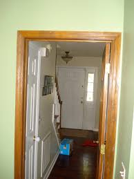 affordable door wood trim sliding gl door wood trim provident home design with painting oak trim white