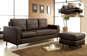 Lovely Dark Brown Leather Couch 12 With Additional Office Sofa Ideas