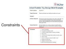 Engineering Design Brief Writing A Design Brief Ppt Download