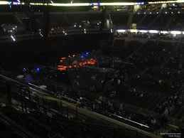 Bankers Life Fieldhouse Section 116 Concert Seating