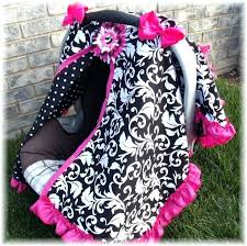 target car seat canopy baby canopy ruffle blanket create your car seat safe nursing cover medium