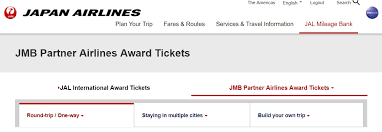 Jal Award Chart Emirates Jal Mileage Bank Changes Emirates Award Fees The Traveling