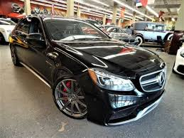 The mbux augmented reality function also allows the ideal racing line of a stored race track to be displayed on the multimedia display or optional. Used 2016 Mercedes Benz E Class E Amg 63 S Model For Sale Right Now Cargurus