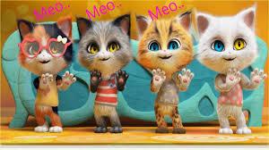 Meo Meo Meo Rửa Mặt Như Mèo.. Chú Mèo Con Nhạc Thiếu Nhi Vui Nhộn.. Kênh Bé  Yêu - YouTube