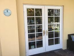 new spa door upgrade