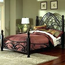 king metal bed frame headboard footboard – litecoinjackpot.co