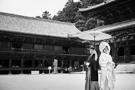 書写山円教寺の結婚前撮り 姫路和装フォトウェディング 公式書写