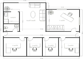 office floor plans online. Appealing Office Floor Plan Online Building Free Drawing Plans L
