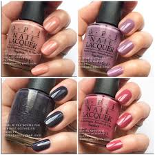 New Opi Nail Polish Colours Uploaded Check Them Out Health