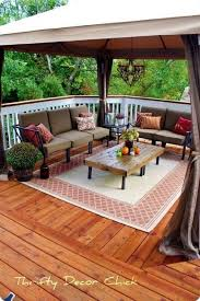 outdoor deck furniture best living images on pinterest archaicawful photo inspirations thrifty decor 615x923