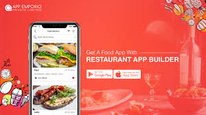 Food Delivery App Builder, smith johnson