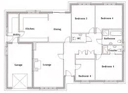 three bedroom bungalow design bungalows plans house in kenya blueprints for homes four square dormer floor with loft company grandviewriverhouse com