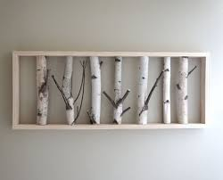 birch tree wall art the white birch forest wall art is handmade using reclaimed maine white birch woods on white birch tree wall art with wall art designs birch tree wall art the white birch forest wall