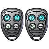 amazon com panther h50t43 pa91 factory oem key fob keyless entry panther pa720c full feature alarm and remote start system