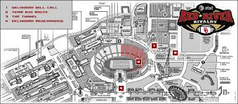 Ou Texas Seating Chart Sooner Fan Faq Ou Texas Game University Of Oklahoma