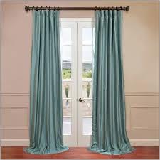 faux silk taffeta stripe curtains