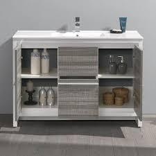 bathroom furniture modern. Fresca Allier Rio 48\ Bathroom Furniture Modern