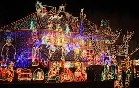 Rancho Cucamonga Festival Of Lights The Best Places In Wny To View Christmas Lights Own Ny