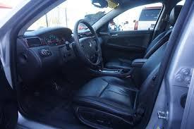 2016 chevrolet impala ltz leather interior heated seats rear spoiler 17406745