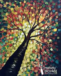 join us painting a canvas at this relaxing fun painting party creatively uncorked will