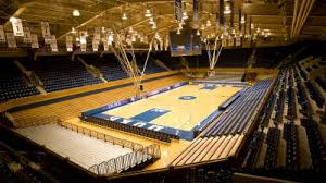 Seating Chart Of Cameron Indoor Stadium Cameron Indoor Stadium Duke Basketball Website Duke In