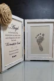 baby loss memorial frame stillbirth miscarriage lost angel frame e