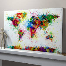Canvas Painting Learn The Basics Of Canvas Painting Ideas And Projects