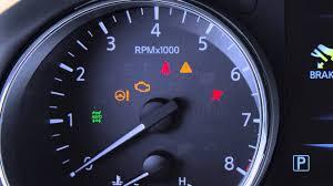 Nissan Rogue 2019 Dash Lights 2016 Nissan Rogue Warning And Indicator Lights