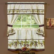 Yellow Gingham Kitchen Curtains Kitchen Curtains Tiers And Valance Window Treatments Touch Of Class