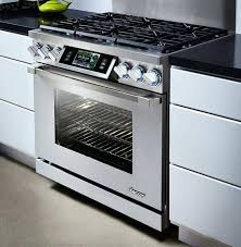 36 oven inch slide in dual fuel range oven with cu ft oven w broil element 36 oven 36 inch