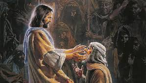 Image result for pictures of the biblical miracles  of Jesus