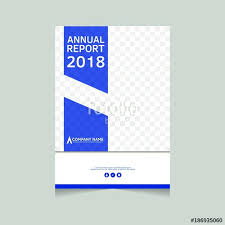 annual report flyer presentation brochure front page book cover layout design free templates