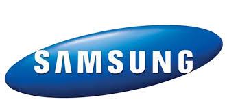 Afbeeldingsresultaat voor samsung logo black