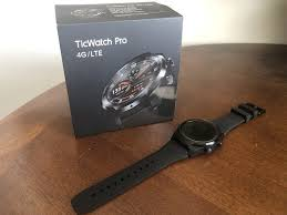 <b>TicWatch Pro 4G/LTE</b> review: Great built-in GPS and 24/7 heart rate ...