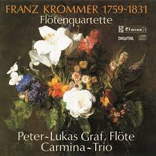 f krommer flute quartet op