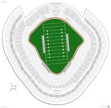 Yankee Stadium Seating Chart Pinstripe Bowl Yankee Stadium Football Seating Rateyourseats Com