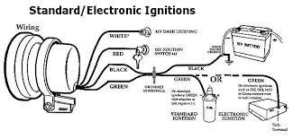 marine tach wiring diagram schematics and wiring diagrams marine tachometer sel alternator wiring instruction