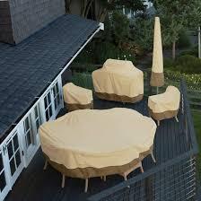 custom made patio furniture covers new classic accessories veranda adirondack patio chair cover durable