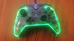 Light Up Xbox One Xbox One Afterglow Controller The Nexus