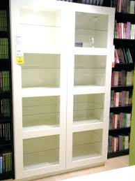 modern wonderful white bookcase with doors white bookcases with glass doors peaceful ideas bookshelves lovely