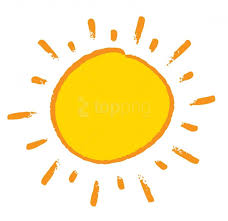 Image result for sun clip art