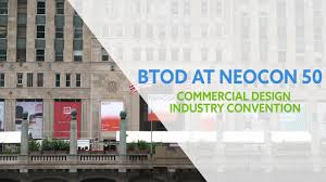 office furniture trade shows. BTOD.com At The NEOCON 2018 Office Furniture Trade Show Shows