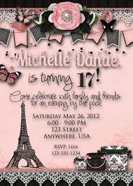 17th birthday invitations images coloring pages